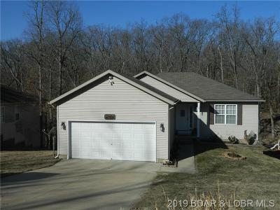 Lake Ozark Single Family Home Active Under Contract: 326 Evergreen Drive