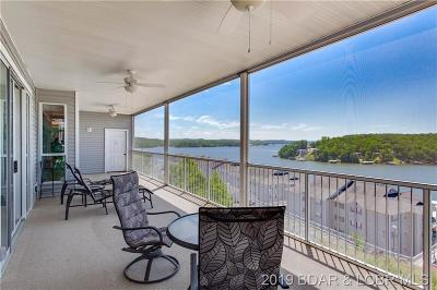 Camdenton Condo Active Under Contract: 105 Summer Place Drive #3-A