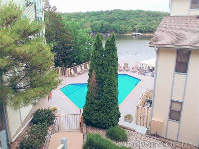 Camdenton Condo For Sale: 262 Bluff Boulevard #3A