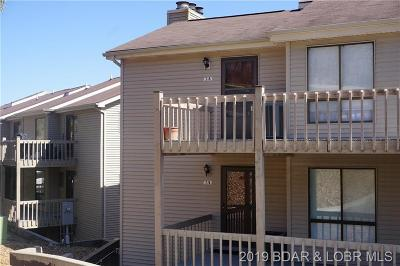 Lake Ozark Condo For Sale: 108 Robinwood #3A