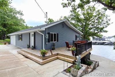 Lake Ozark Single Family Home For Sale: 524 Sunset Road