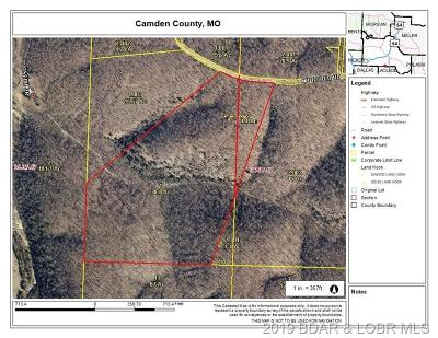 Benton County, Camden County, Cole County, Dallas County, Hickory County, Laclede County, Miller County, Moniteau County, Morgan County, Pulaski County Residential Lots & Land For Sale: Mt Horeb Road
