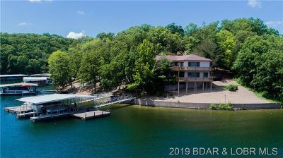 Lake Ozark MO Single Family Home For Sale: $699,000
