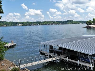 Lake Ozark Condo For Sale: 24 Hawk Harbor Estate #1B
