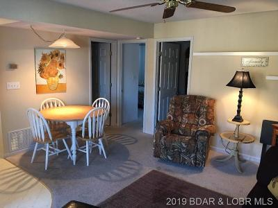 Lake Ozark Condo For Sale: 85 Kodiak Lane #2D