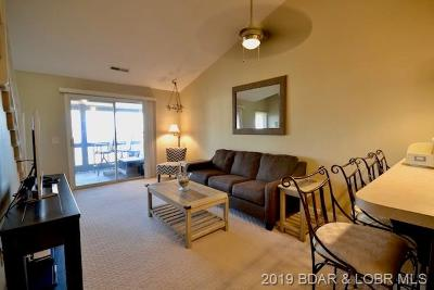 Lake Ozark Condo For Sale: 1384 Cherokee Road #2B