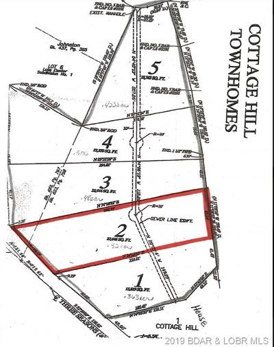 Osage Beach Residential Lots & Land For Sale: Lot 2 Three Seasons Road