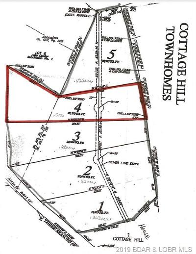 Osage Beach Residential Lots & Land For Sale: Lot 4 Three Seasons Road