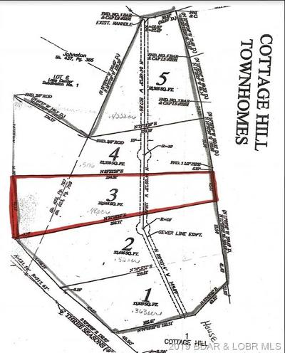 Osage Beach Residential Lots & Land For Sale: Lot 3 Three Seasons Road