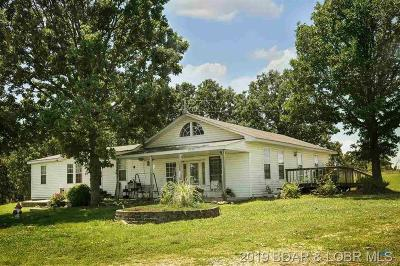 Warsaw Single Family Home For Sale: 38097 65 Highway