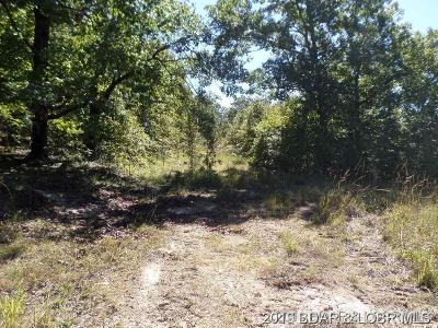Benton County, Camden County, Cole County, Dallas County, Hickory County, Laclede County, Miller County, Moniteau County, Morgan County, Pulaski County Residential Lots & Land For Sale: Warbonnet Road