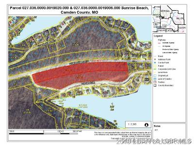 Sunrise Beach Residential Lots & Land For Sale: Sunrise Aces Point