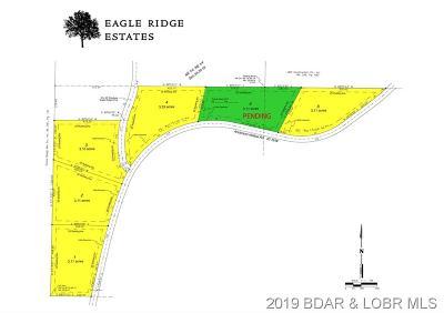 Osage Beach Residential Lots & Land For Sale: Lot 6 Eagle Ridge Estate