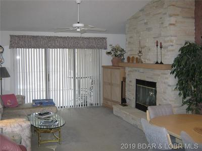 Osage Beach Condo For Sale: Bld V Lazy Days Road #9