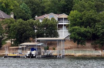 Porto Cima Single Family Home Active Under Contract: 760 Grand Cove Road