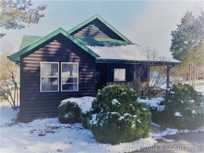Camdenton Single Family Home Active Under Contract: 129 Golf View Drive