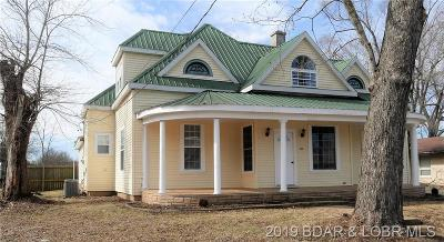 Versailles Single Family Home Active Under Contract: 313 N.van Buren Street