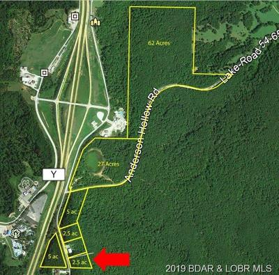Osage Beach Commercial For Sale: Tbd 5 Midway Drive