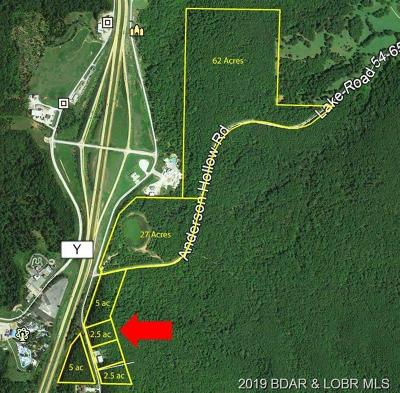 Osage Beach Commercial For Sale: Tbd 4 Midway Drive