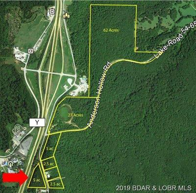 Osage Beach Commercial For Sale: Tbd 3 Midway Drive