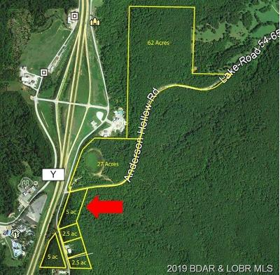 Osage Beach Commercial For Sale: Tbd 2 Midway Drive