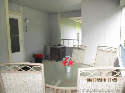 Lake Ozark Condo For Sale: 214 Regatta Bay Circle #4D
