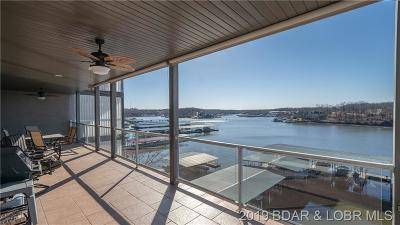 Osage Beach Condo Active Under Contract: 1255 Jeffries Road #42