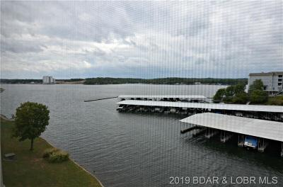 Lake Ozark Condo For Sale: 418 Regatta Bay Drive #4A