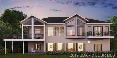 Lake Ozark Single Family Home For Sale: Lot 36 Damsel Road