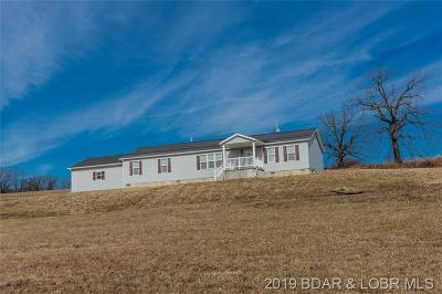 Warsaw Single Family Home For Sale: 18047 Lone Star Road