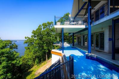 Lake Ozark Single Family Home For Sale: 820 Cedar Crest