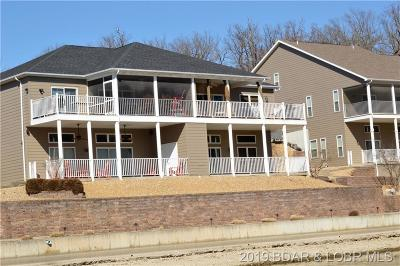Lake Ozark Townhouse For Sale: 117 Restful Lane #2-A