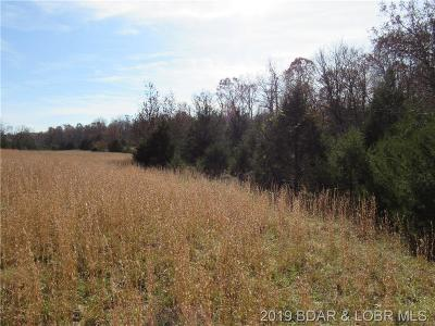 Benton County, Camden County, Cole County, Dallas County, Hickory County, Laclede County, Miller County, Moniteau County, Morgan County, Pulaski County Residential Lots & Land For Sale: Tbd Sharp Road
