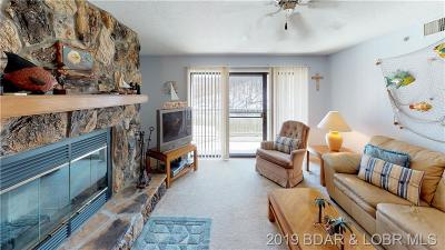 Osage Beach Condo For Sale: 611 Lazy Days Road #F6