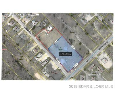 Camdenton Commercial For Sale: 1005 W 54 Highway