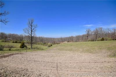 Camdenton Residential Lots & Land Active Under Contract: Tbd Dry Hollow Road