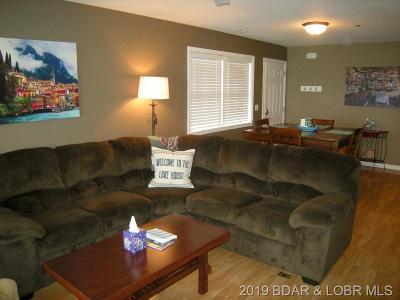 Lake Ozark Condo For Sale: W-1409 Harbour Towne Drive #W-1409
