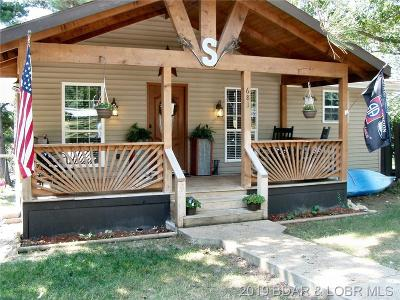Lake Ozark Single Family Home For Sale: 681 Osage Hills Road