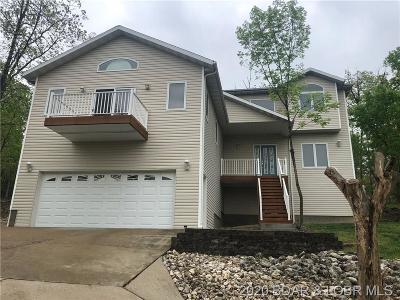 Lake Ozark Single Family Home For Sale: 110 Comanche Road