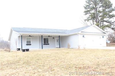 Richland Single Family Home For Sale: 706 Jefferson Avenue E