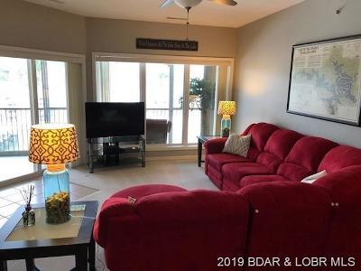 Lake Ozark Condo For Sale: 349 Bristol Bay Drive #4a
