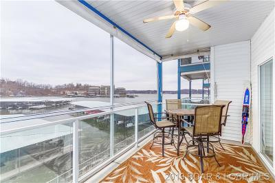 Lake Ozark Condo For Sale: 85 Monarch Cove Court #2C