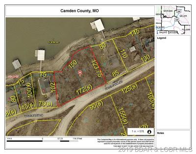 Benton County, Camden County, Cole County, Dallas County, Hickory County, Laclede County, Miller County, Moniteau County, Morgan County, Pulaski County Residential Lots & Land For Sale: Tbd Hyde Park Drive