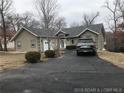 Osage Beach Single Family Home Active Under Contract: 2010 Golden Glade Trail