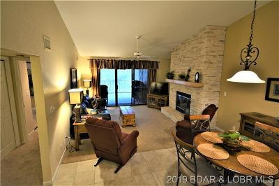 Osage Beach Condo Active Under Contract: 611 Lazy Days #W9
