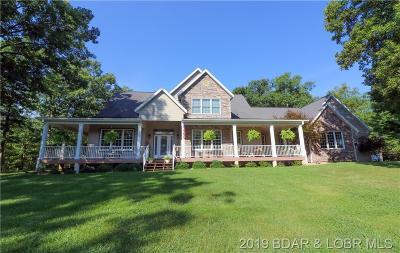 Camdenton Single Family Home For Sale: 122 Senators Cove Drive