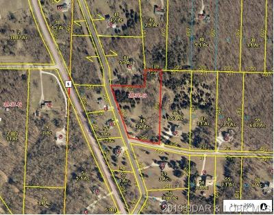 Camdenton Residential Lots & Land For Sale: Lot 7 Takawak Trail
