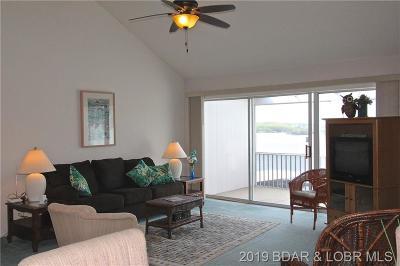 Lake Ozark Condo For Sale: 214 Regatta Bay Circle #4B