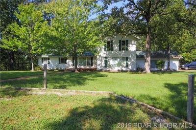 Camdenton Single Family Home Active Under Contract: 246 Osborn Drive