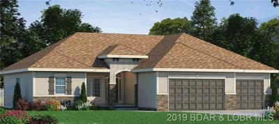 Four Seasons Single Family Home Active Under Contract: Tbd Lot#45 Autumn Lake Drive